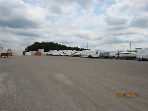 SECURE outside RV and Trailer storage Kitchener / Waterloo Kitchener Area image 2