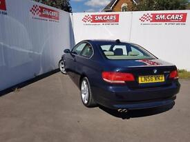 2006 56 BMW 325i SE COUPE AUTO.STUNNING COLOUR AND FULL S/H.2 KEYS,JUST SERVICED