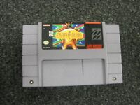 EARTHBOUND SUPER NINTENDO EN TRES BONNE CONDITION POUR $249.95