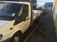 Ford Transit Pickup - Dropside