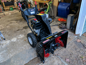 Craftsman 3-Stage Snowblower