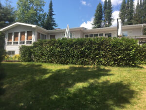 Lovely large cottage/camp Loon Lake near Thunderbay