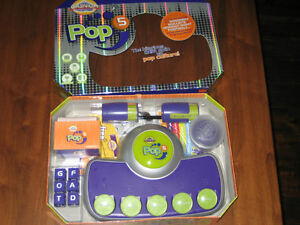 NEW! Cranium Pop5 Game-working and complete