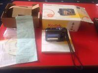 Kodak easyshare digital camera Z1275 12MP 5X Optical Zoom 6.4CM LCD boxed excel cond PRP £129 NO OFR
