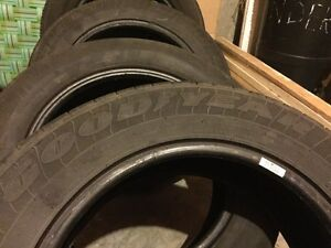 P205 60/r16 Used Summer Tires