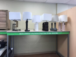 Lamp Sets Made By Ashley Furniture