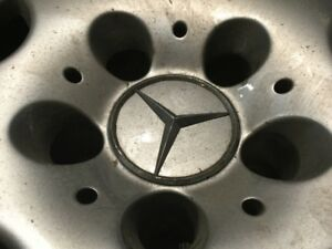 Mercedes wheels (rims and tires)