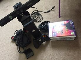 Xbox 360, Kinect and Games