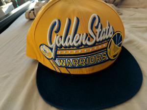 474e27b418b7d Golden State Warriors Snapback Hat (New Era 2010)