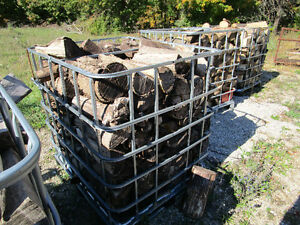 CLEAN, SPLIT FIREWOOD - $65.00 PER FACE CORD London Ontario image 2