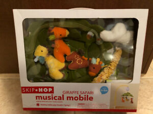 Skip hop musical mobile