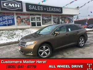 """2013 Toyota Venza   LEATHER  ROOF CAMERA POWER GATE  20"""" WHEELS!"""