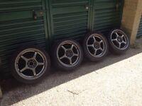 Rota Alloys Wheels 17