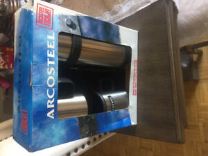 Stainless steal thermo set
