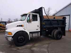 2006 Sterling 5 ton dump truck LOW MILEAGE