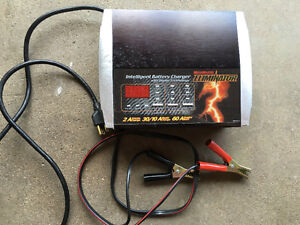 Motomaster Intelligent Battery Charger