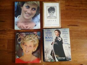 princess diana and royal family