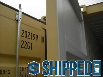 Stigmatize NEW 20FT SHIPPING CONTAINER FOR SALE - SECURE Storage - Cleveland, OHIO
