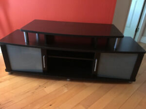 Entertainment stand. Perfect condition.