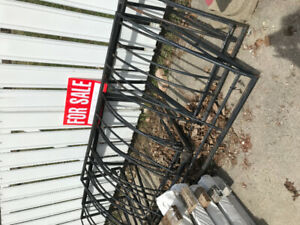 Heavy duty Metal awning (Frames only)