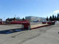 Trail King Double Drop Paver Float TK110HDG