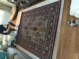 BRAND NEW IKEA RUG FOR SALE 7ftx9ft