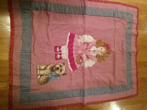 Doll/Child Bed Quilt