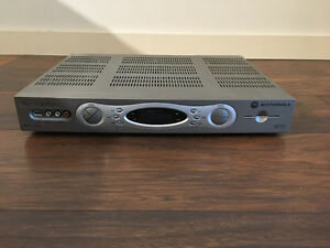 Motorola HDTV Cable Box DCT6200