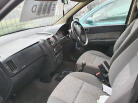Hyundai GETZ 1.4 DIESEL 5Mot ICARS