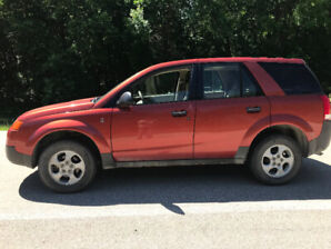 PRICE  REDUCED  - 2003 Saturn Vue,  NOT Safetied