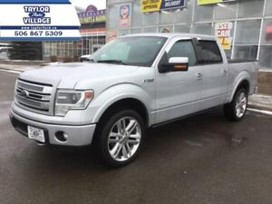 2014 Ford F-150 Limited  - Sunroof -  Navigation - $274.93 B/W