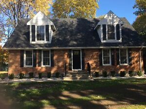 Newly Renovated 4BR/2BA family home in South Windsor $2000+util