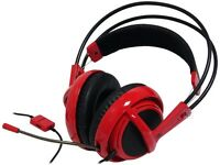 MSI SteelSeries Siberia V2 RED Dragon Edition Gaming Headset