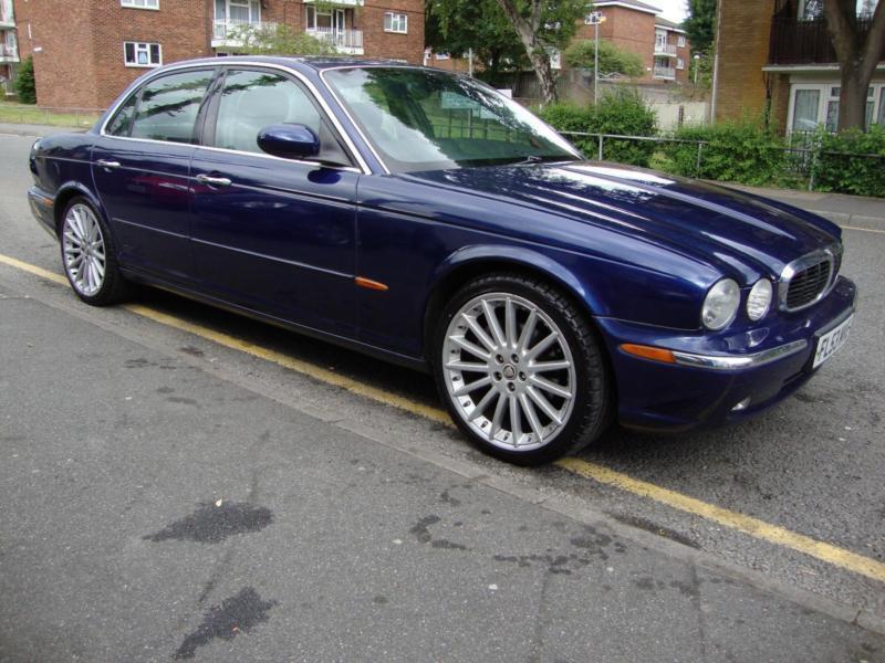 Jaguar Xj6 3 0 V6 Se Automatic 2003 20 Quot Alloys In