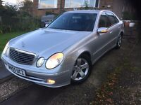 FOR SALE MERCEDES E320 LOW MILAGE