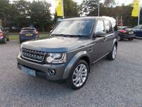 15/65 Land Rover Discovery 4 3.0 SDV6 SE Auto