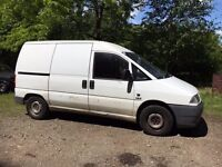 Man with a van. Can collect & deliver all over Gloucestershire. Good prices