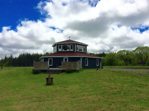 Live in or revenue property -  5 acres Canada Select 4 Star!