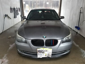 2008 BMW 535 XI all wheel drive sedan for sale in good condition