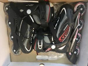 Size 7 Unisex Roller Blades *NEW*