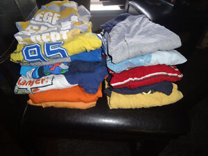 Boys T - Shirts - Size 5/6