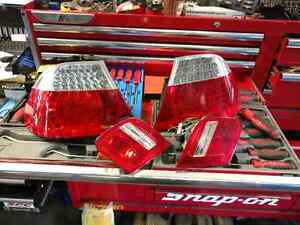 BMW e46 coupe only LED tails tail lights