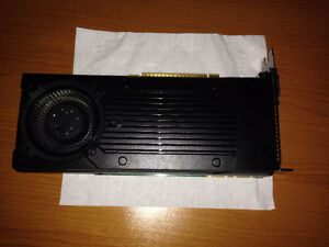 Nvidia GTX 660 Graphics card