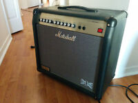 Marshall AVT50x ampli guitare made in england