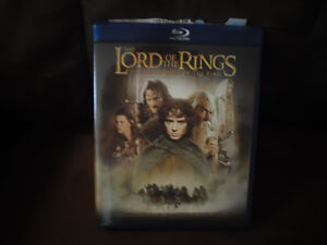 Lord Of The Rings on Blu-Ray