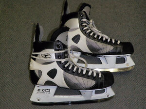 Used hockey and figure skates starting at $10.00  Good conditio