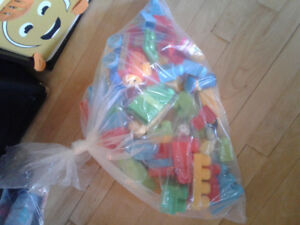 Bag of Megablocks