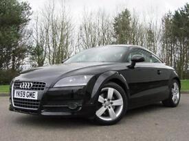 2009 Audi TT 2.0 TDI Coupe 3dr Diesel Manual Quattro (139 g/km, 168 bhp)