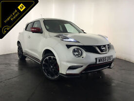 2015 65 NISSAN JUKE NISMO RS DIG-T 215 BHP 1 OWNER SERVICE HISTORY FINANCE PX