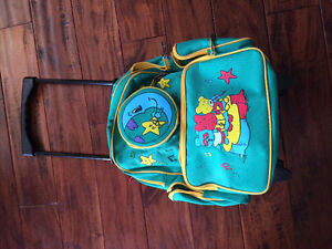 Child's Carry On Luggage